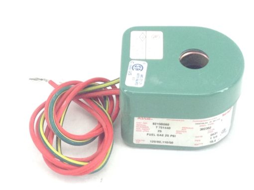 ASCO 8215B060 RED HAT SOLENOID COIL REPLACEMENT 099257-001-D COIL (H232) 1