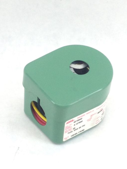 ASCO 8215B060 RED HAT SOLENOID COIL REPLACEMENT 099257-001-D COIL (H232) 2