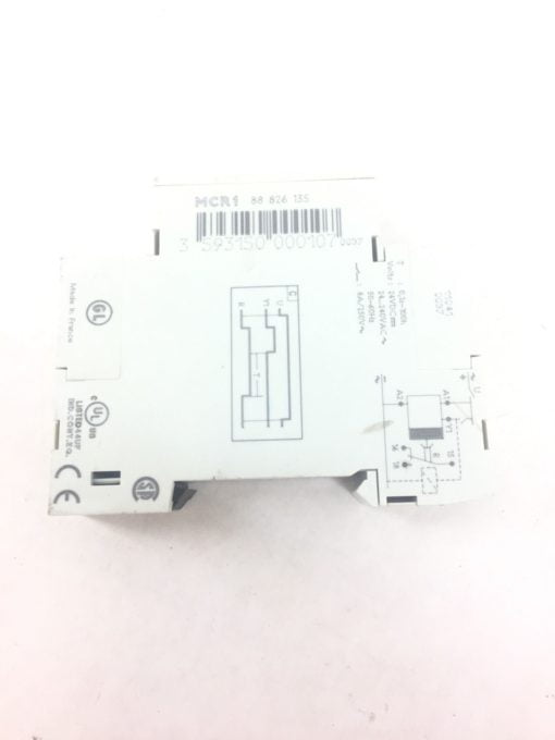 CONTACT MCR1 24 VDC 240 VAC NEW FAST SHIPPING (A400) 2