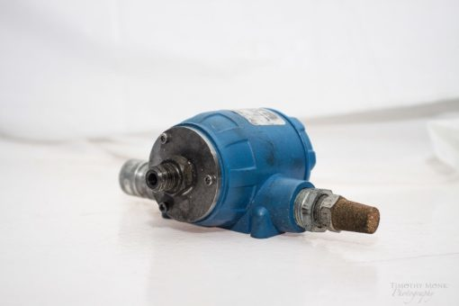 SETRA PRESSURE TRANSDUCER MODEL 256 P/N 2561005PG2M11 0-5 PSIG 24VDC USED (H108) 3