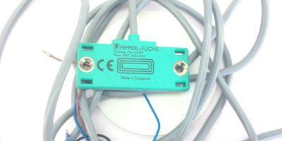 USED PEPPER-FUCHS 10029171913030 SENSOR (A613) 1