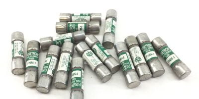 FUSETRON FNM-1 DUAL-ELEMENT FUSE LOT OF 15 (A609) 1