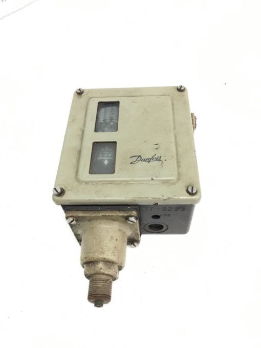 USED Danfoss Rt 117 Pressure Switch 10-30 Bar 17 5295 017-529566, (B278) 1