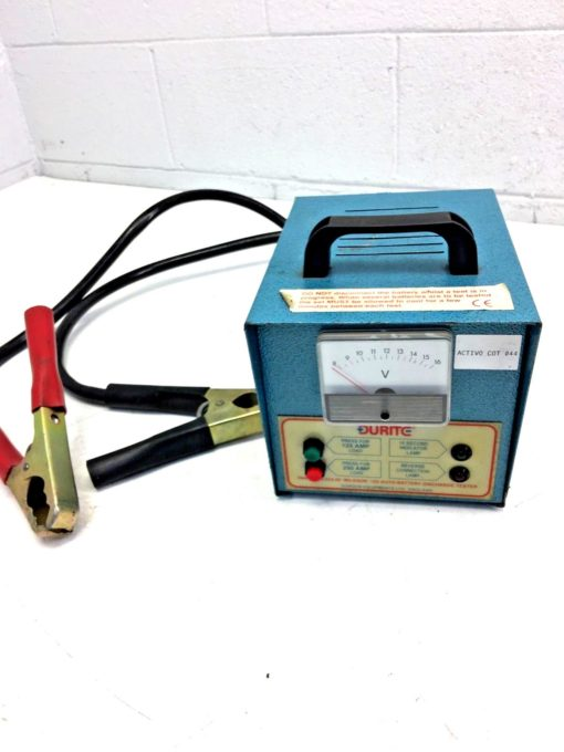 Durite 0-524-00 Battery Discharge Tester for 12v Batteries 125 OR 250 AMP (B115) 1