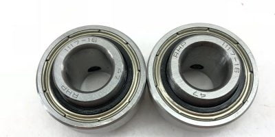 LOT OF 2 NEW RHP 1117-16 SELF-LUBE BALL BEARING, FAST SHIP! (A875) 1