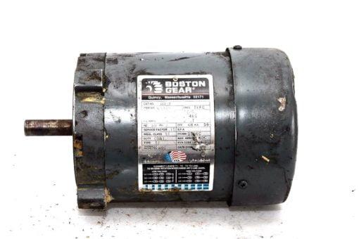 BOSTON GEAR 63949 DUTF 1/4HP 1725 RPM 208-230/460 1.4/