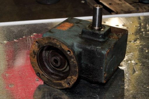 DODGE TIGEAR GEAR SPEED REDUCER, 20:1 RATIO, USED IN GOOD CONDITION, (P3) 1