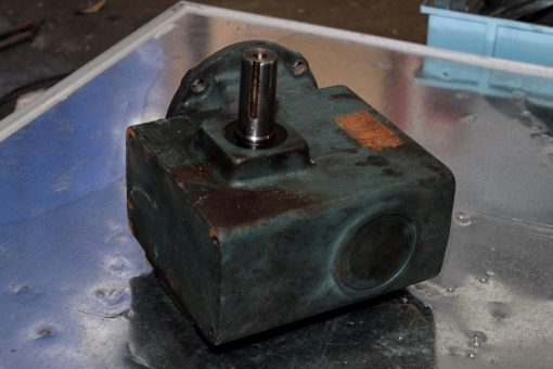 DODGE TIGEAR GEAR SPEED REDUCER, 20:1 RATIO, USED IN GOOD CONDITION, (P3) 2