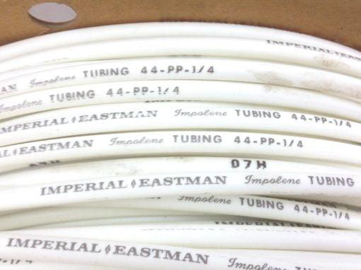 IMPERIAL EASTMAN 44-PP-1/4 IMPOLENE TUBING 250FT PLUS (B112) 2