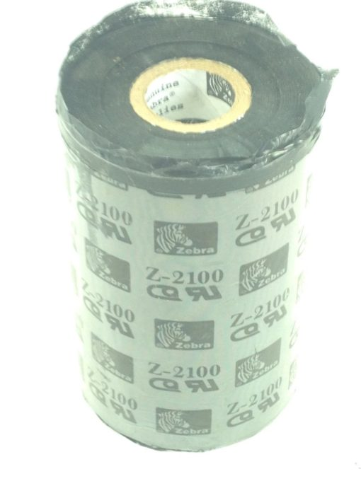 ZEBRA Z-2100 THERMAL TRANSFER RIBBON ZB5323022001 (A729) 1