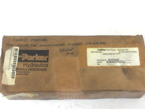 NIB! PARKER HYDRAULICS D1VW001CNYCF4 DBL SOLENOID VALVE (H275) 1