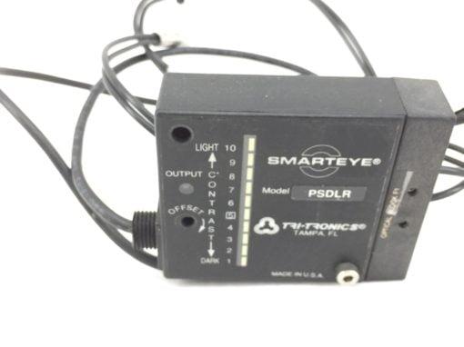 TRIONICS SMARTEYE PSDLR PHOTOELECTRIC SENSOR BF-M-24P 894 (A616) 1