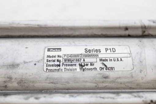 PARKER SCHRADER BELLOWS P1D4G080MCE0565NNNNN 3/4� BORE PNEUMATIC CYLINDER! (P1) 3