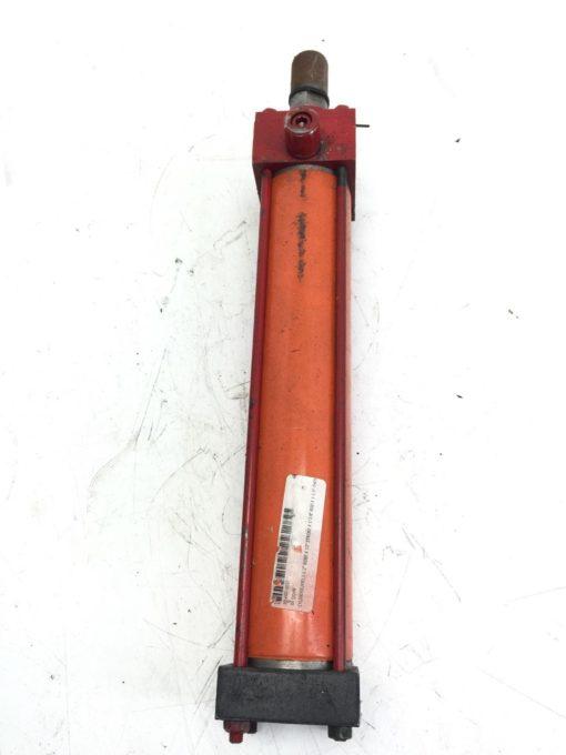 HYDRAULIC CYLINDER L025TM1013 2-1/2� BORE, 12� STROKE, 1-3/8� ROD, 1-1/4� THD P1 1