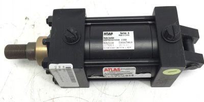 ATLAS AIR CYLINDER SERIES A A025PB201001NCNBH, 250 PSI, NEW NO BOX, (P1) 1