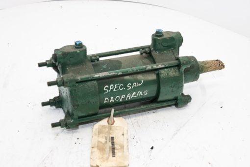 KENWOOD MACHINE CO PNEUMATIC AIR CYLINDER 3 1/2� BORE 5� STROKE 1� ROD P1 1