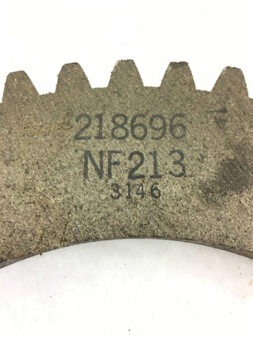 NEW 218696 NF213 GEAR, GASKET, BEARING, COGGED, 2 BOLT, 2 HOLE, FAST SHIP! B324 2