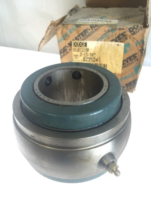 NEW IN BOX Dodge S1UDI215R 2-15/16� in Pillow Block Timken, Fast Ship, (B129) 1