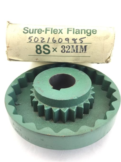 TB WOODS SURE-FLEX FLANGE 8S 32MM NEW IN BOX (H235) 2