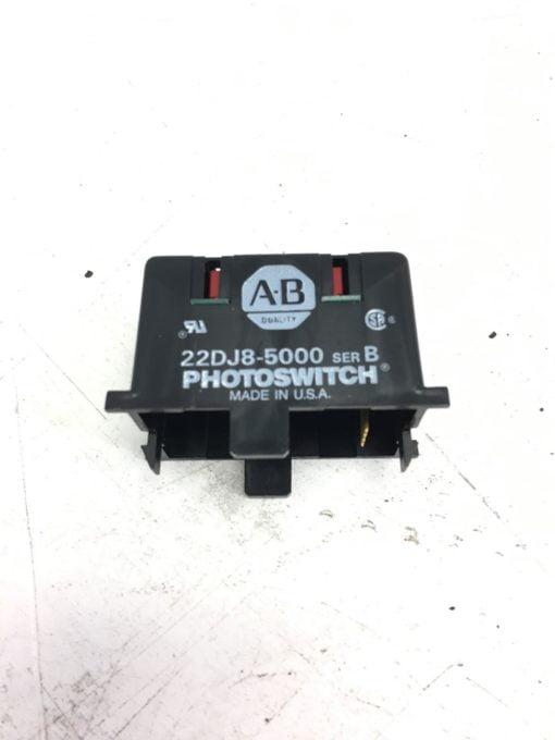 NEW NO BOXAllen Bradley22DJ8-5000 Multi-Function Timer, FAST SHIPPING, (H132) 1