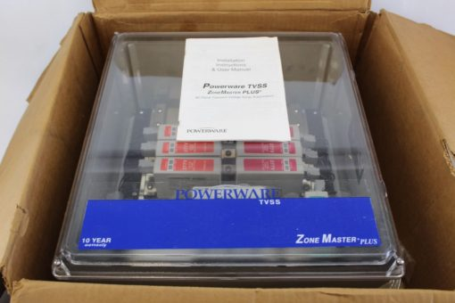 NEW IN BOX EATON Powerware TVSS ZoneMaster Plus 277/480V SURGE 3PH 1