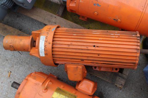 Emerson 3HP 1750 RPM Motor 21523R w/ Tachometer model 5PY9JY84 *NEW* (Connex) 1