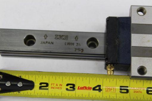 IKO Linear bearing block LWHT 25 and 9