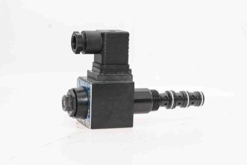 NEW! OIL GEAR HS4SV-602-OS SOLENOID VALVE & HIRSCHMANN B12 GDM CONNECTOR (A411) 2