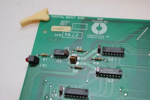 USED (Excellent Condition) EMC Controls Inc