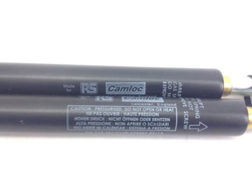 RS CAMLOC SWV1080800026 SWIFT & SURE GAS SPRINGS SIZE: 25/14 STRK 250mm (B53) 2