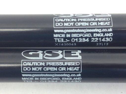 GAS STRUT ENGINEERING X1620065 GAS SPRINGS SIZE: 23/12 (B132) 3