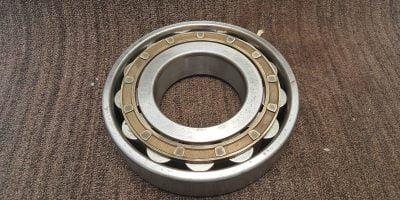SKF NU 320 ECM Cylindrical Roller Bearing *NEW* (B197) 1