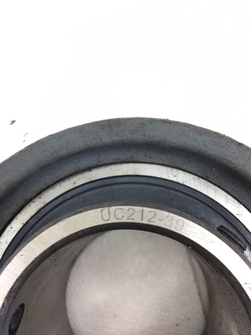 USED GREAT CONDITION TURNER P212 UC212-39 PILLOW BLOCK BEARING, FAST SHIP! HB6 2