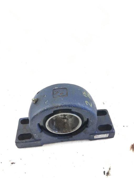 Timken BLUE BRUTE QAPF15A215S, Single Concentric Four-Bolt Pillow Block, (HB6) 1