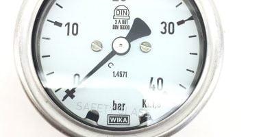 WIKA PRESSURE GAUGE 1D16-04 NEW IN BOX (A414) 1