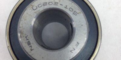 NSK UC202-10S BALL BEARING INSERT (H2) 1