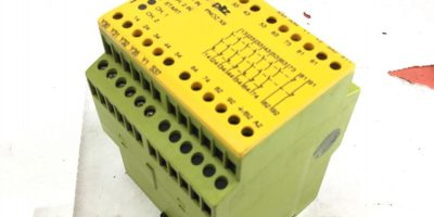 NEWÂ PILZ PNOZ X9 SAFETY RELAY 120VAC 24VDC, 11VA, 5