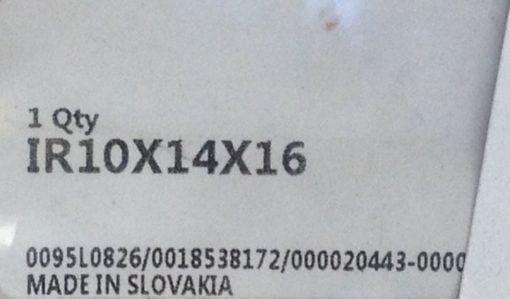 INA IR10X14X16 INNER RING CAM FOLLOWER 10-PACK (A841) 2