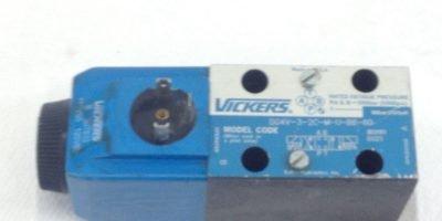 NNB! VICKERS EATON DG4V-3-2C-M-U-B6-60 HYD SOLENOID VALVE FAST SHIP!!! (A187) 1