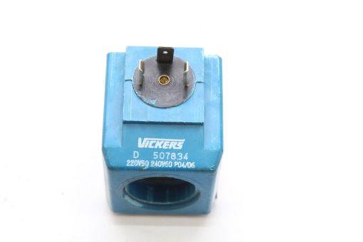 Vickers Coil D 507834 220V50Hz/ 240V60HZ P04/06 *NEW* (J79) 1