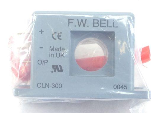 NEW! F W BELL CLN-300 Current Sensor 300APri:0 to 150kHz FAST SHIP!!! (A4) 1
