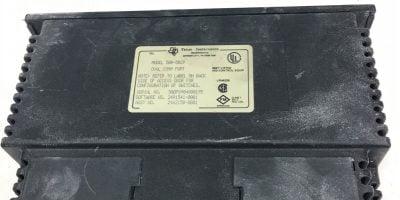 USED TEXAS INSTRUMENTS SIEMENS 500-5029 DUAL COMM PORT, FAST SHIPPING, B285 1