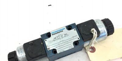 USED GREAT CONDITION Mannesmann Rexroth 4WE6J60 EG12N Solenoid Valve, B364 1
