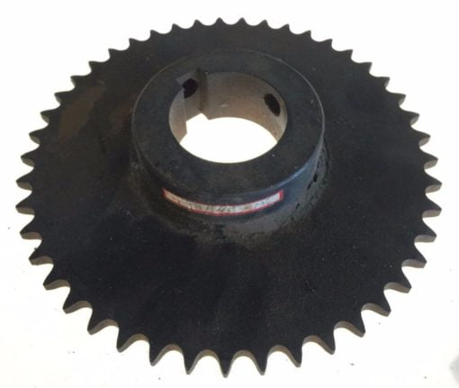 TSUBAKI 50B45 2-7/16″ BORE KEYED SPROCKET, NEW NO BOX, FAST SHIPPING, (P5C) 1