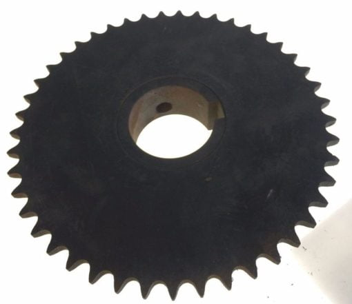 TSUBAKI 50B45 2-7/16″ BORE KEYED SPROCKET, NEW NO BOX, FAST SHIPPING, (P5C) 2