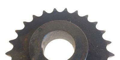 BROWNING H8025 2-7/16″ Bore Roller Chain Sprocket, KEYWAY, NEW NO BOX, (P5B) 1