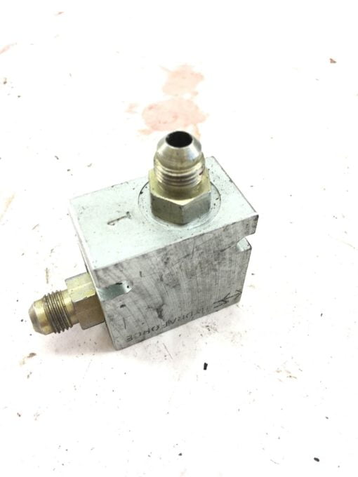 USED GREAT CONDITION HYDRAFORCE 7026660 HYDRAULIC VALVE, FAST SHIPPING! (B364) 1