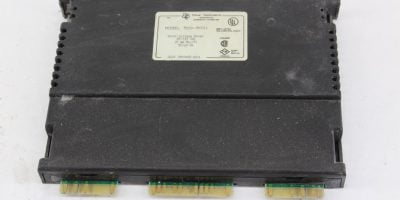 Texas Instruments Input Module Model 500-5001 *used* (B243) 1