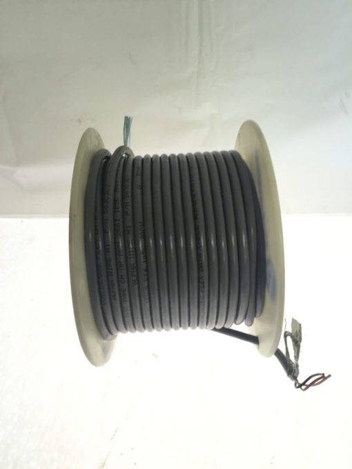ALPHA WIRE 86303CY Multi-Conductor Cables 22AWG 3C SHIELD 100ft SPOOL NEW (B72) 2