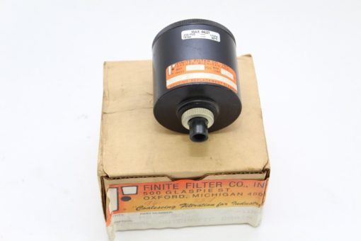 Finite Filer MS-50 External Automatic drain *NEW* (B281) 1